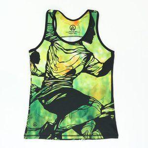 InkNBurn Motion Singlet Tank Top Shirt